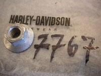 NOS Harley Davidson OEM Flange Nut 7767