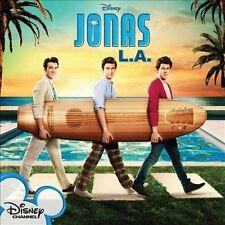 Various Artists : Jonas L.A. CD