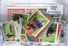 CHIENS 300 timbres différents