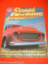 STREET MACHINE - MGB PROFILE - APRIL 1982