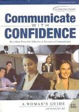 Communicate With Confidence A Woman's Guide Business 6 Audio CD Set '03 Jett-Aal