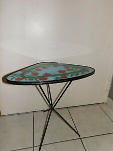 SUPERBE ANCIENNE TABLE FORMICA  !!!!