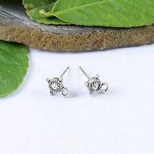 24pcs Tibetan silver Earring Post h1045