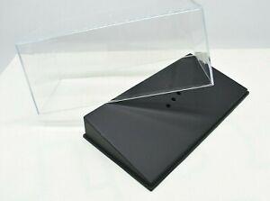 TECA vetrina BOX per modellino auto Scala 1:43 collezione diecast show case car
