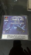 Legendary Playstation One/ PS1/ PSONE Shooter Game: G-Police. Includes Manual.