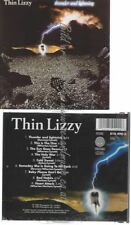 CD--THIN LIZZY--    THUNDER & LIGHTNING