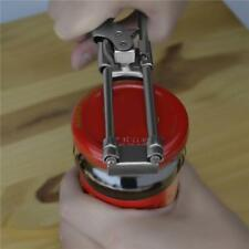 Adjustable Stainless Jar Opener Lid Can Cap Easy Grip Holder Remover Tools JJ