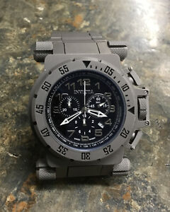 Invicta Coalition Forces Titanium Quartz Watch 33720