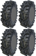 4 Sedona Mudder Inlaw ATV Tires Set 2 Front 28x10-14 & 2 Rear 28x10-14 Mudda
