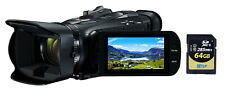 Canon Legria HF G50 4K Camcorder SET-Angebot inkl. 64GB SDXC ! CMOS-Sensor