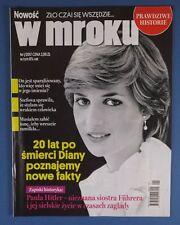 LADY DIANA SPENCER mag.FRONT cover Poland 2017  Adolf Hitler,Paula Hitler