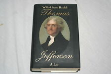 Thomas Jefferson : A Life by Willard Sterne Randall (1993, Hardcover, Revised)