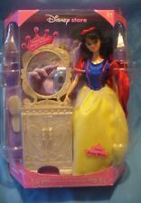 New Highly Collectible Talking Disney Princess Snow White Doll & Mirror Vanity