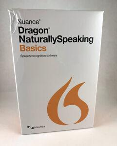 Nuance Dragon NaturallySpeaking Basics 13 w/ Headset, RETAIL BOX