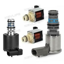 4T65E Automatic Transmission Master Solenoid TCC EPC Shift Kit For GM 2003+