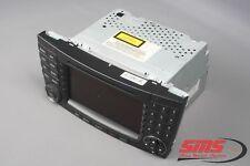 05-08 Mercedes W219 CLS550 E350 E550 Command Head Unit Navigation Radio CD OEM