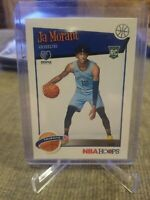 2019-20 Ja Morant NBA Hoops Tribute Rookie RC Grizzlies #297