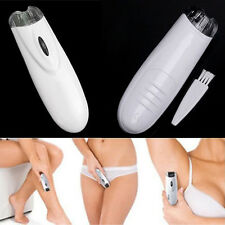 NEW BODY FACIAL HAIR REMOVAL TRIMMER ELECTRIC TWEEZER EPILATOR SHAVER BRUSH KITS