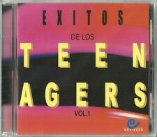 Exitos De Los Teenagers Volume 1  Latin Music CD