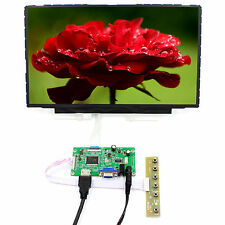 "HDMI VGA Audio LCD Driver Board+14"" NV140FHM-N44 1920x1080 EDP IPS LCD Screen"