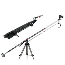 2m Portable Video Camera DV Action Crane Jib Arm Mobile Stabilizer Folded Boom