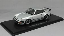 Kyosho Porsche 911 930 Carrera 2.7 in Silver 1975 05521S 1/43 NEW RRP £79.99