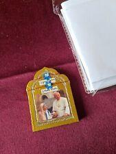 RELIC RELIQUIA San Paolo Giovanni II e Santa Madre Teresa ex indumento    ❣