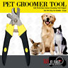 PET GROOMER SOFT PROTECTION SALON GROOMING NAIL CLIPPER FOR PET DOG CAT - LARGE