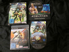PS3 : ENSLAVED : ODYSSEY TO THE WEST - COLLECTOR'S EDITION - Completo, ITA !