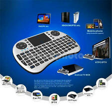 Wireless Keyboard And 2.4GHz Fly Air Mouse + Touchpad for PC TV Box TV Dongle