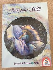 Flower Bed By Josephine Wall 1000 Schmidt Jigsaw Puzzle,NEW&SEALED, RARE