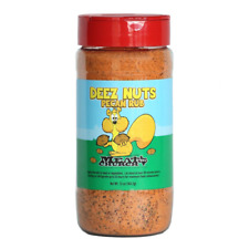 Meat Church Deez Nuts Honey Pecan BBQ Rub Barbeque Seasoning Outdoor Grilling