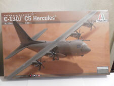 Italeri C-130J Huge 1/48 Scale C5 Hercules Transport New Sealed C-130