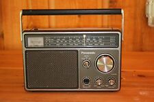 Panasonic FM/AM Portable Transistor Radio RF1090