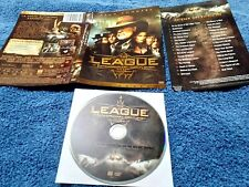 The League of Extraordinary Gentlemen (Dvd)*Disc And Cover Art Only*No Tracking