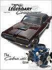 Legendary Cougar Magazine 1969 Cougar 428CJ Sunroof 1968 Cougar 428CJ 1971 429CJ