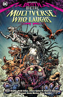 Dark Nights Death Metal The Multiverse Who Laughs TPB, NM (2021) DC