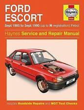 1980 Ford Escort Car Service & Repair Manuals