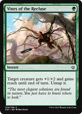 Vines of the Recluse x4 NM Archenemy: Nicol Bolas Green Common
