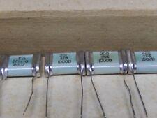 220pF 5% tol. 1000V Silver-Mica Sgm capacitors Nos Qty-10