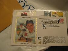 1994 First Day Envelope  Phil Rizzuto HOF Induction Day