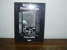 Toutes belles - Willy Ronis & Régine Deforges - Hoëbeke