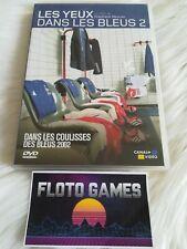DVD ZONE 2 FR : Les Yeux Dans Les Bleus 2 - 2002 - Documentaire - Floto Games