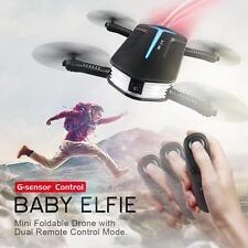JJR/C H37 BABY ELFIE RC Quadcopter Headless Mode 4CH Drone Selfie Toys DF US
