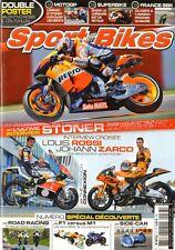 SPORT BIKES 77 Casey STONER Johann ZARCO Louis ROSSI Tom SYKES Sam LOWES GP 2012
