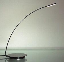 Design LED Schreibtischleuchte Schreibtischlampe Büroleuchte Tischlampe schwarz