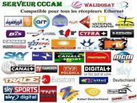 CCCam Europa Premium 12 Meces 100% Sin Cortes ( Se Aceptan Devoluciónes )