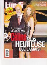 "Celine Dion ""Rare"" 'Lundi Magazine November 2007"