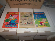 LOT # 86 3 GOLD KEY COMICS 2 UNCLE SCROOGE AND 1 PORKY PIG