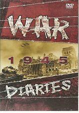 WAR DIARIES 1945 DVD - WORLD WAR II